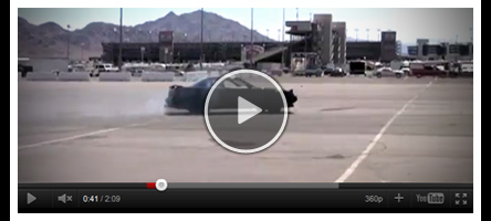 View our Media page with videos of drifting on our track